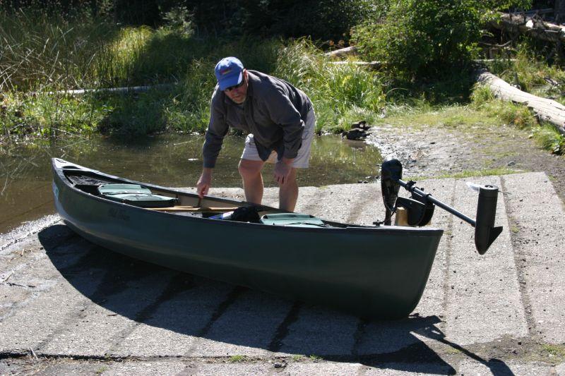 Blog Archive Canoeing Hosmer Lake