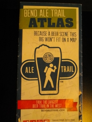 We picked up the atlas at one of the brew pubs.